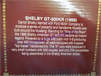 SHELBY GT-500KR 1968