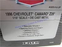 1996 CAMARO Z28