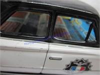 METAL PATROL CAR
