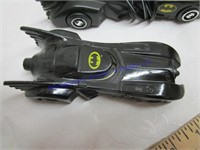 RC BATMAN CARS