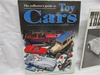 TOY CAR BOOKS