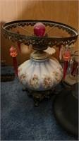 Vintage Lamp Parts