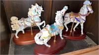 3 - Lennox Carousel Horses