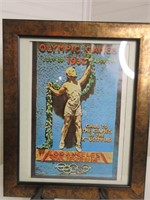 Signed Sports Memorabilia, Vintage Posters & Great Items