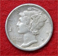 Weekly Coins & Currency Auction 5-21-21
