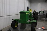 1969 JD 3020 Tractor, Diesel, SN:128254R