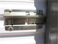 12' x 16'Metal Storage Shed w/ Roll Up Door