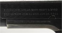 WWI U.S. Marked Colt Model of 1911 Army .45 ACP