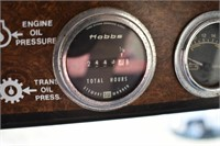 Late 80's Massey Ferguson 885 Diesel Swather,