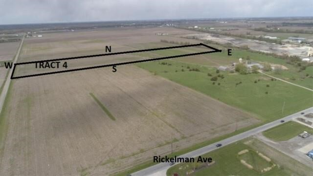 TRACT 4 - 23.50 TILLABLE ACRES