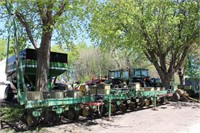 May Sapp Machinery Auction