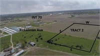 TRACT 2 - 15.75 ACRES, 10.75 TILLABLE, 5 PASTURE