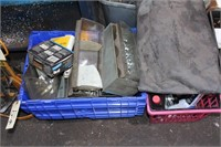 8-BOXES NEW AND USED AUTOMOTIVE PARTS