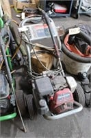 HONDA 5HP 2600PSI GAS PRESSURE WASHER