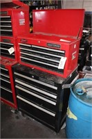 CRAFTSMAN TOP AND BOTTOM TOOL BOXES