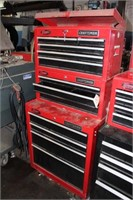 TOP BOTTOM AND MIDDLE TOOL BOX