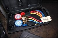 SPX ROBIN AIR A/C MANIFOLD GAGE SET