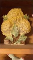 4 - McCoy Flower Vases