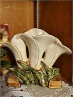 3 - McCoy Flower Vases