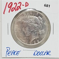 Rare Coins & Fine Jewelry Tues. 5/25 8 pm CST