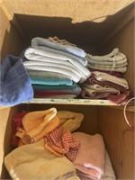 Lot of Towels