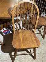 Round Kitchen Table and 4 Chairs