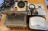 Ultimate Man Cave ~ Vintage Electronics ~ Military ~ Gun