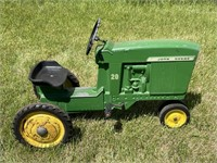 Don Flegel Toy Tractor Collection