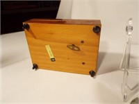 Variety - flower frog, wood box, more