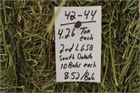 Hay, Bedding, Firewood #21 (5/26/2021)