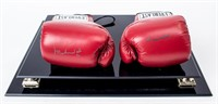 Muhammad Ali Signed Pair of Boxing Gloves AAU