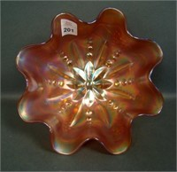 SATURDAY JUNE 5TH LIVE ONLINE CARNIVAL GLASS AUCTION