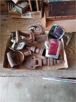 METAL HANDLES AND MISC PARTS