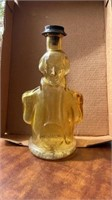 MISCELLANEOUS GLASS DECANTERS