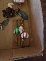FISHING LURES AND SUPPLIES
