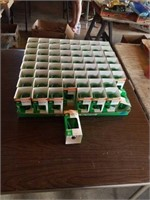 BOX OF SYLVANIA TRANSPARENT 38W GREEN LIGHTS