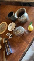 METAL DECORATIVE PIECES AND MISC
