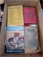 VINTAGE READING MATERIAL