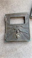 POSTOFFICE BOX DOORS