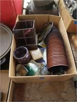 BOX OF MISCELLANOUS ITEMS