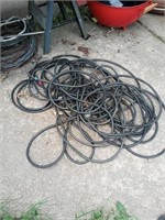 LONG WIRE EXTENSION CORD, HEAVY DUTY