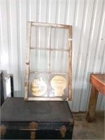 6 PANE WINDOW GLASS