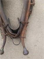 ANTIQUE HORSE COLLAR