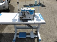 THU AUG 31st, 2021 BANKRUPTCY AUCTION OF COMMERCIAL SEWING