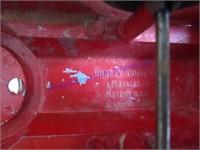 METAL FIRE ENGINE