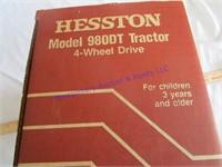 HESSTON TRACTOR