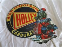 HOLLEY SIGN