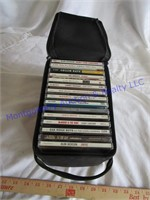 CD's AND CASE