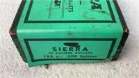 (27) Sierra .30 Caliber 180 gr Boat tail bullet