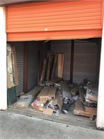 Mineral Springs Storage AUction